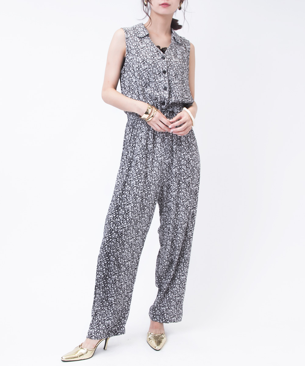 All Pattern Jump Suit