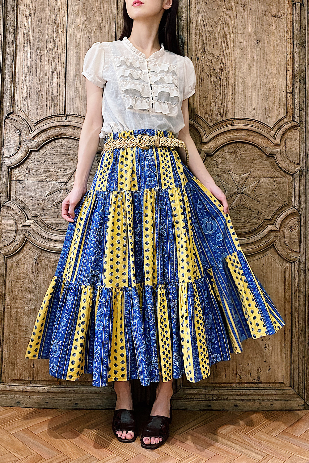 Made in France Provence Skirt