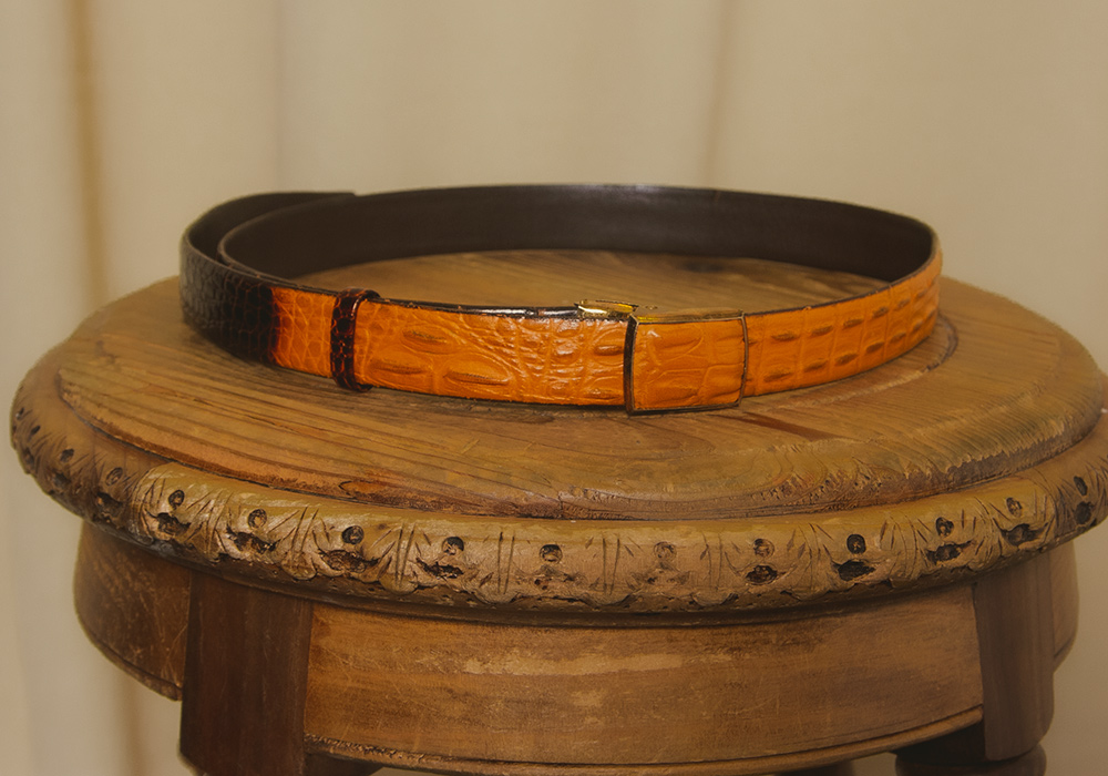 Design Lather Belt